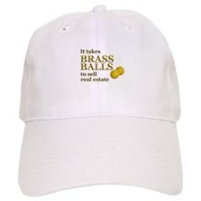 Brass Balls Baseball Cap