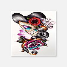 Sugar Skull 026 Sticker