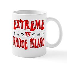 Extreme Rhode Island Small Mug