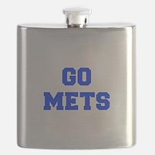 mets-Fre blue Flask