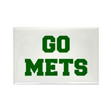 mets-Fre dgreen Magnets