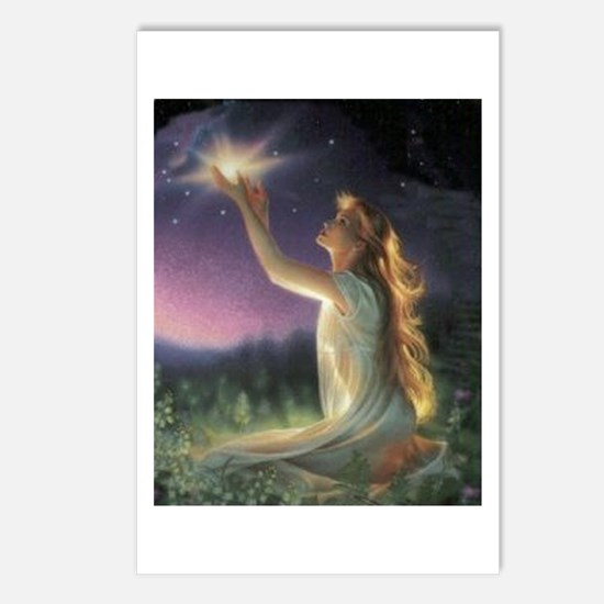 Wishes Amongst The Stars Postcards (Package of 8)