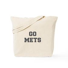METS-Fre gray Tote Bag