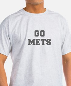 METS-Fre gray T-Shirt