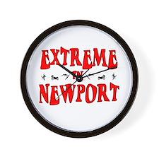 Extreme Newport Wall Clock