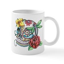 Sugar Skull 069 Mugs