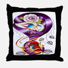 Sugar Skull 022 Throw Pillow