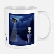 Alien Nightwatch Small Mug