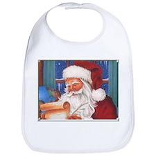 Santa's List Bib