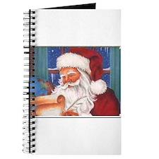 Santa's List Journal