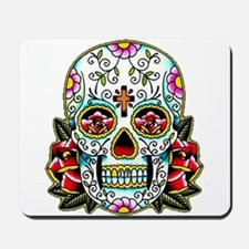 Sugar Skull 067 Mousepad