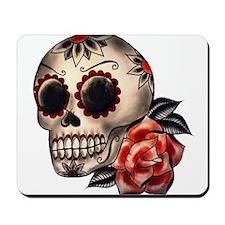Sugar Skull 034 Mousepad