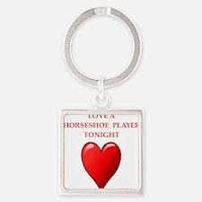 horseshoes Keychains