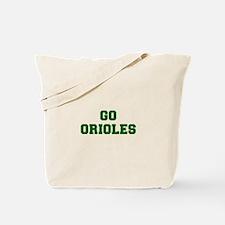orioles-Fre dgreen Tote Bag