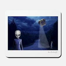 Alien Nightwatch Mousepad