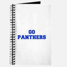 Panthers-Fre blue Journal