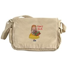 OPAS GIRL Messenger Bag