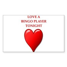 bingo Decal