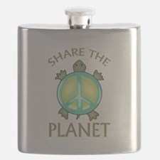 SHARE THE PLANET Flask