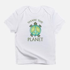 SHARE THE PLANET Infant T-Shirt