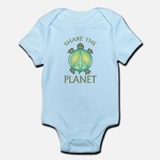 SHARE THE PLANET Body Suit