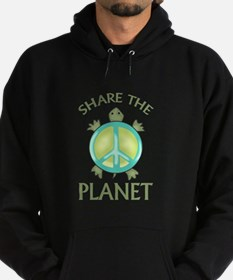 SHARE THE PLANET Hoody