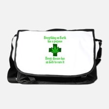 HERB TO CURE IT Messenger Bag