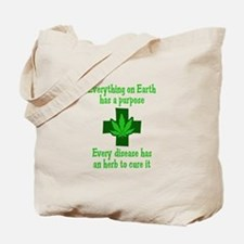 HERB TO CURE IT Tote Bag