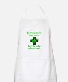 HERB TO CURE IT Apron