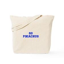 pikachus-Fre blue Tote Bag