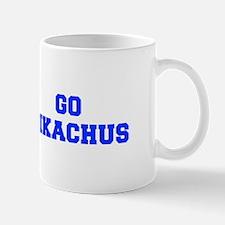 pikachus-Fre blue Mugs