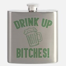 Drink Up Bitches Flask