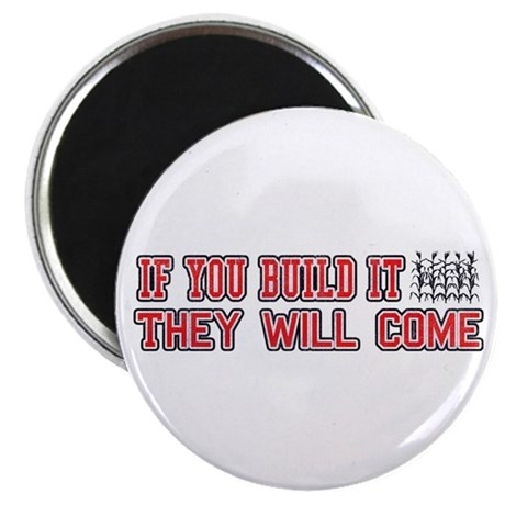Field Of Dreams Magnet