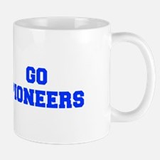 Pioneers-Fre blue Mugs