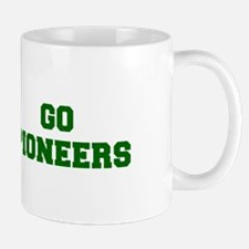Pioneers-Fre dgreen Mugs