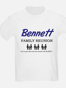 Bennett Family Reunion T-Shirt