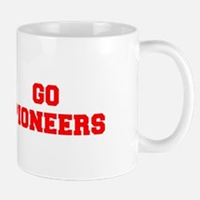 PIONEERS-Fre red Mugs
