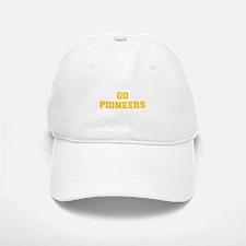 Pioneers-Fre yellow gold Baseball Baseball Baseball Cap