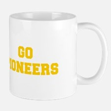 Pioneers-Fre yellow gold Mugs