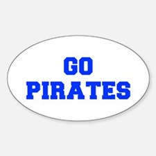Pirates-Fre blue Decal