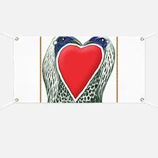 Valentine Bantams Banner