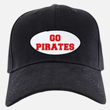 PIRATES-Fre red Baseball Hat