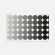 50 Shades of Grey Circles Magnets