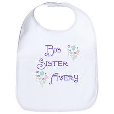 Big Sister Avery Bib