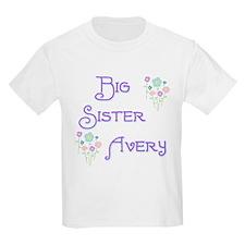 Big Sister Avery T-Shirt
