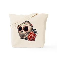 Sugar Skull 034 Tote Bag