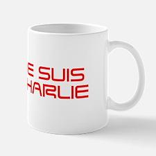 Je suis Charlie-Sav red Mugs