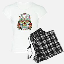 Sugar Skull 067 Pajamas