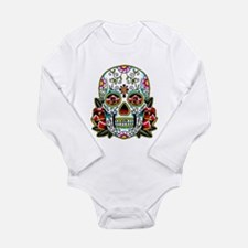 Sugar Skull 067 Body Suit