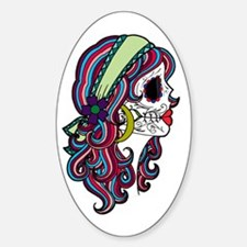 Sugar Skull 070 Decal